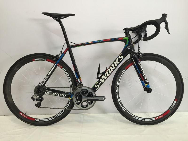 S-Works Tarmac Sagan Replica 2016